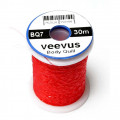 Veevus Body Quill - Red
