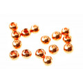 Tungstens perler Slotted - Copper