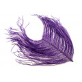 Ostrich Herl - Purple