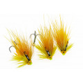 Material kit - Nutria fly Yellow