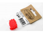 Bauer Articulated beads - Red
