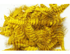 Grizzly marabou - Yellow