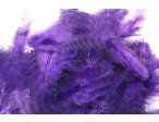 Metz Soft hackles - Grizzly purple