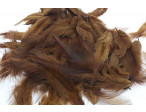 Metz Soft hackles - Fiery Brown