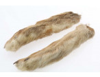 Snowshoe Rabbit Foot - Natural
