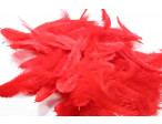 Metz Soft hackles - Red