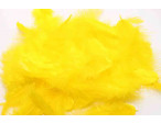 Metz Soft hackles - Yellow