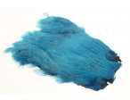 Hen patch (Indian) - Silver Doctor Blue