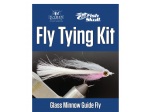 Fly Tying Kit: Fish-Skull Glass Minnow Guide Fly