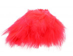Marabou Blood Quill - Fl.Red