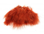 Marabou Blood Quill - Rusty Brown