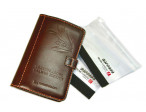 Frodin Leather Fly Wallet - M