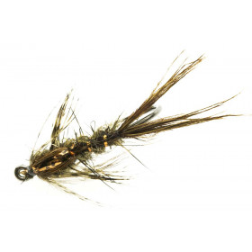 Material kit - Easy mayfly Nymph
